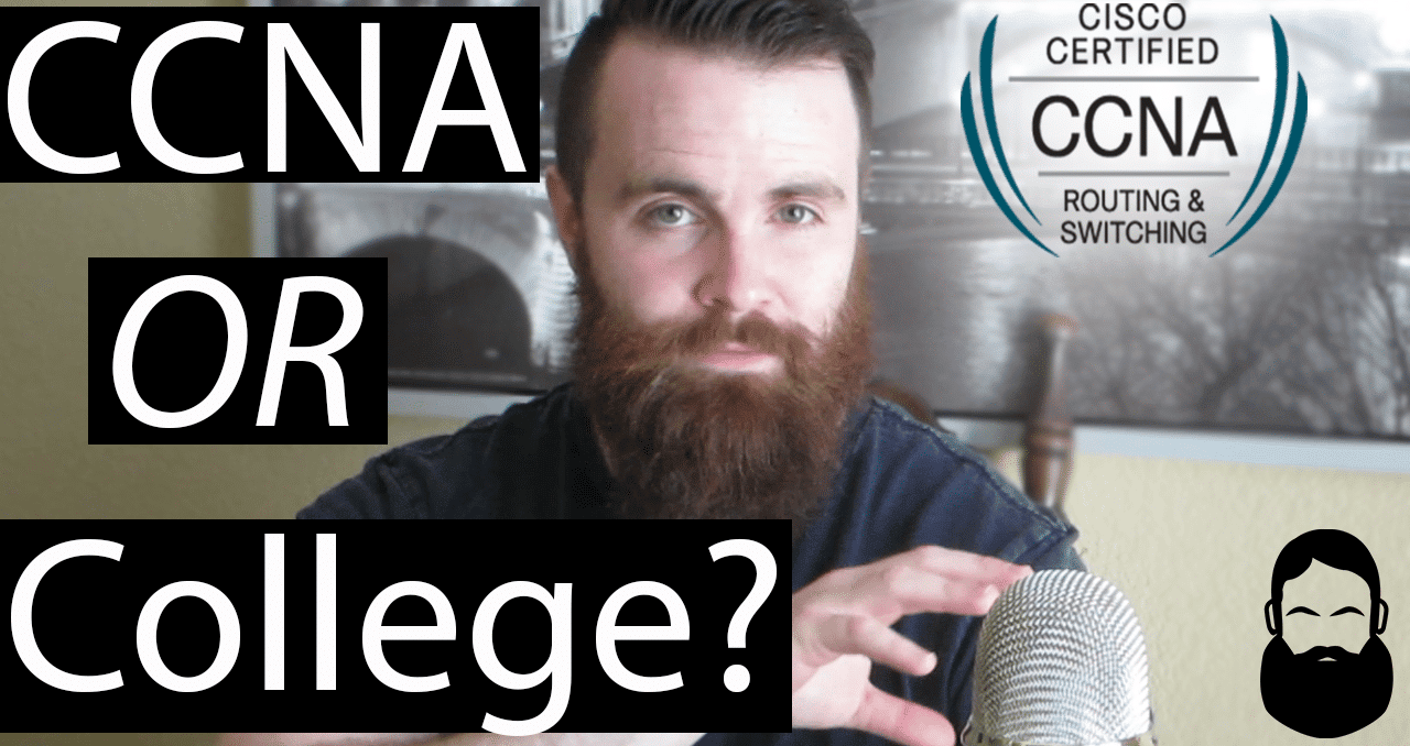 CCNA or COLLEGE?