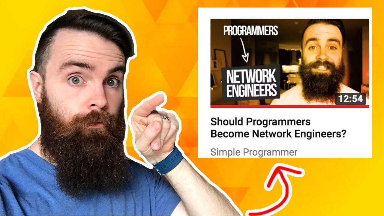 Programmers Becoming Network Engineers? - Collab with SimpleProgrammer