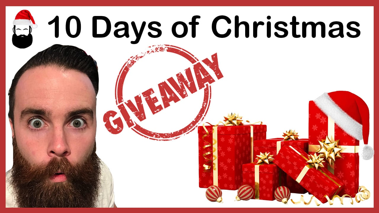 NetworkChuck 10 Days of Christmas GIVEAWAY!! (CCNA Packet Tracer Labs)