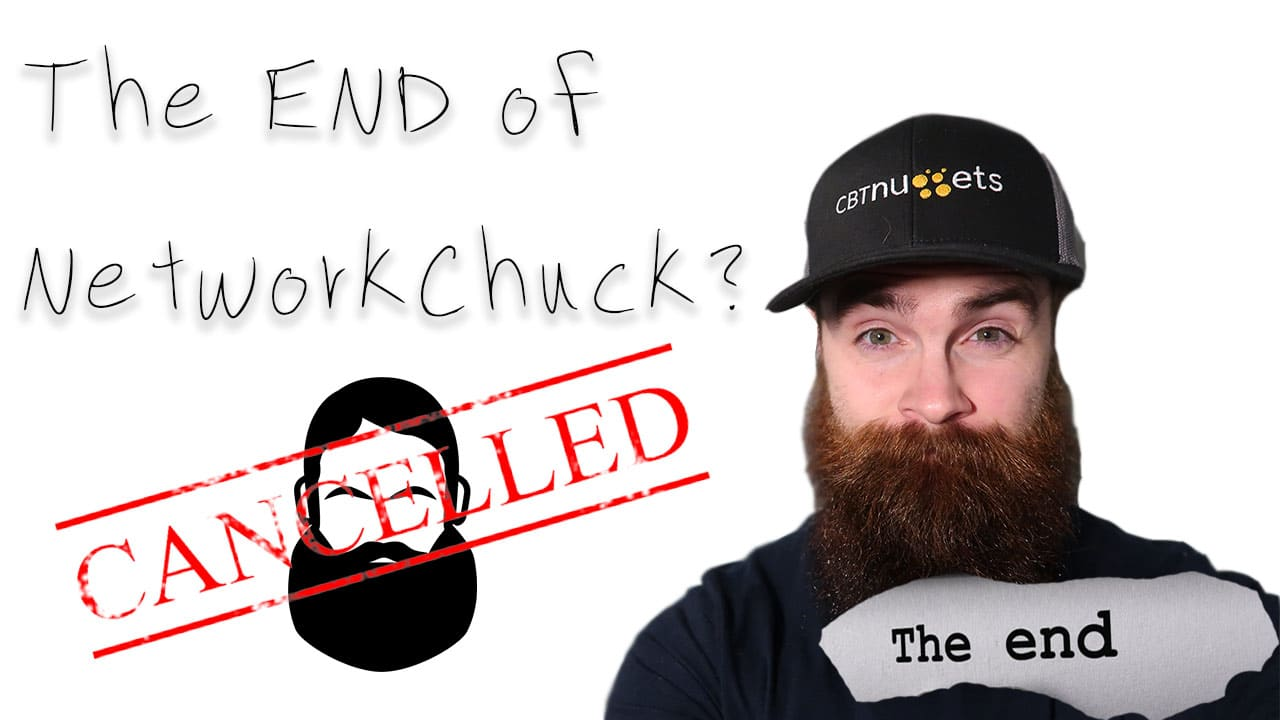Is NetworkChuck Over?