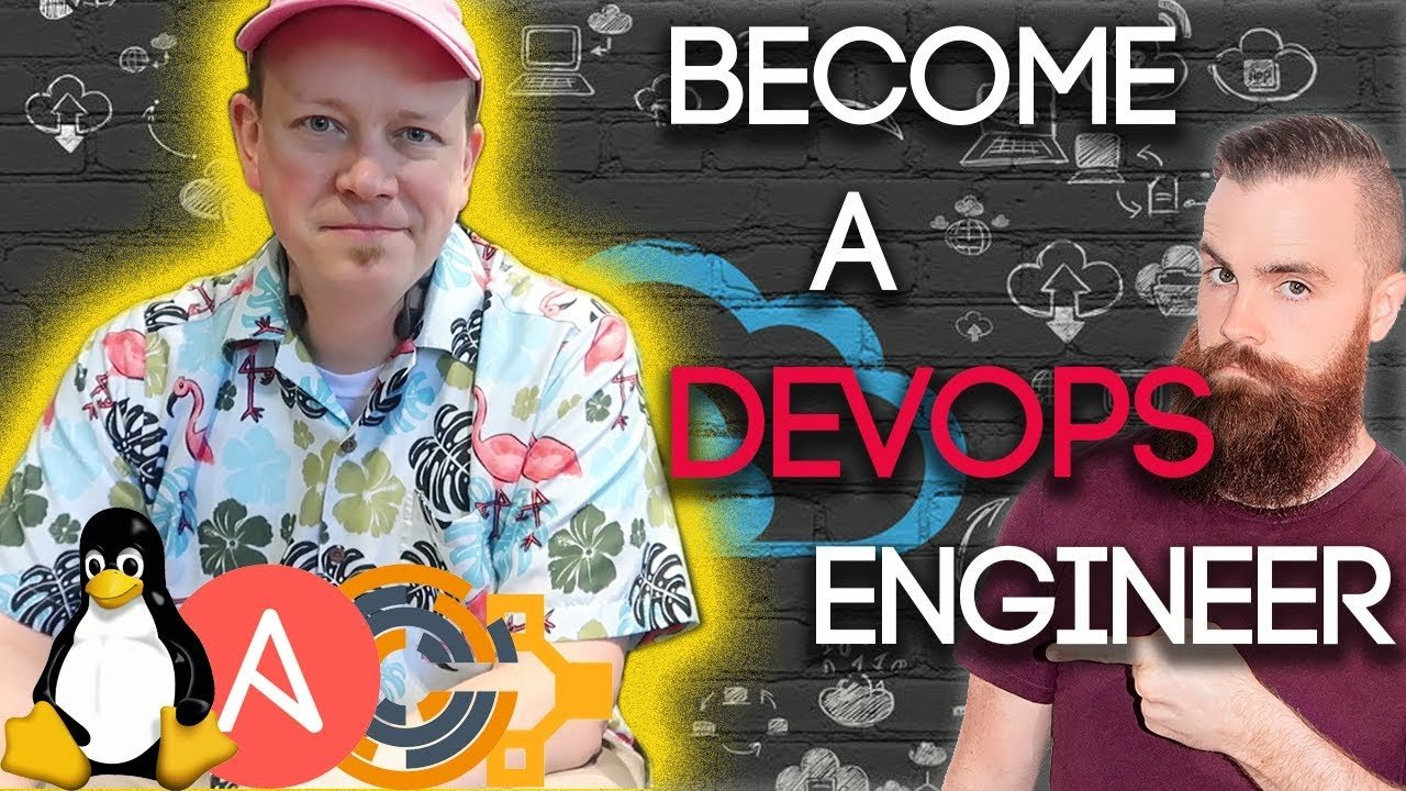How to become a DEVOPS Engineer feat. Shawn Powers | Linux+ | LPIC-1