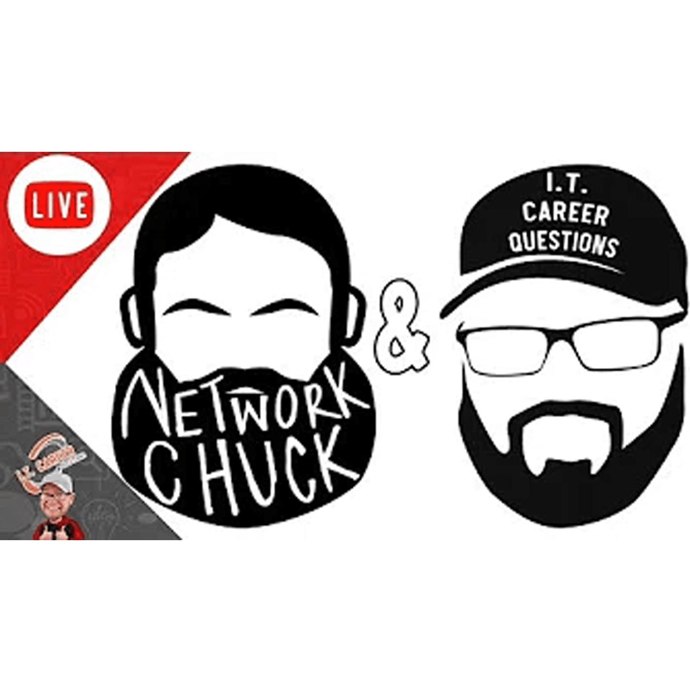 Live Interview with Network Chuck - Ask Us Anything