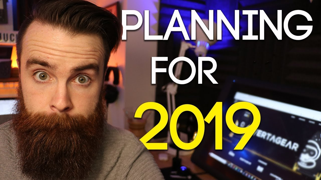 Planning for 2019 - Information Technology Goals - CCNA | AWS | MCSA