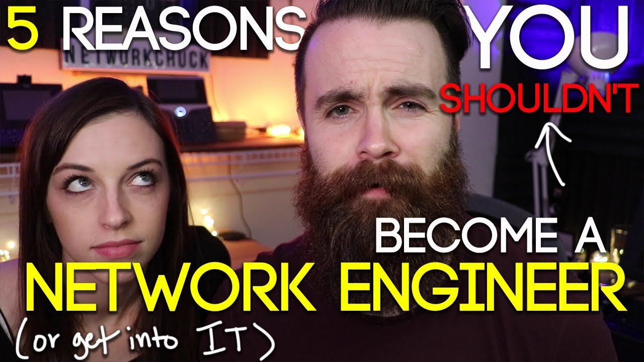 5 Reasons You Shouldn't Become a Network Engineer | CCNA | Information Technology