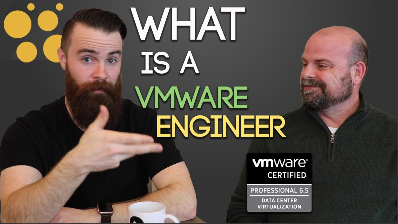 What is a VMware Engineer? | VMware Certified Professional - VCP | MCSA | CCNA