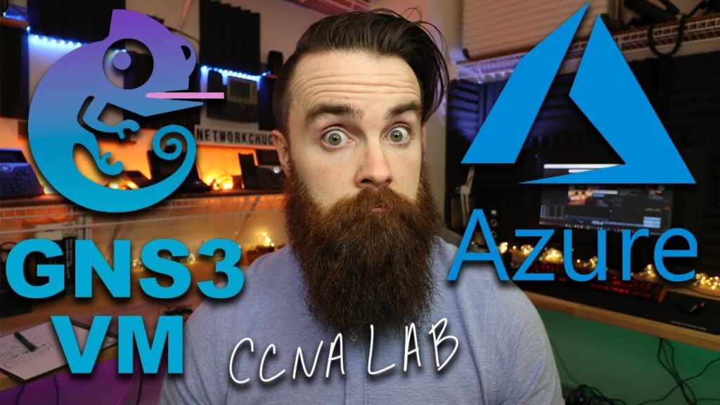 CCNA Lab in the Azure Cloud for FREE! - GNS3 Setup in Microsoft Azure