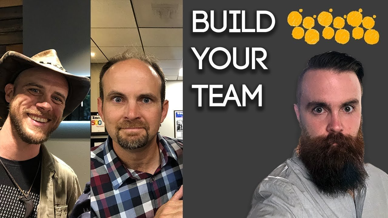 Build Your Team - IT Certification Motivation // ft. Jeremy Cioara / Bart Castle (CBT Nuggets)