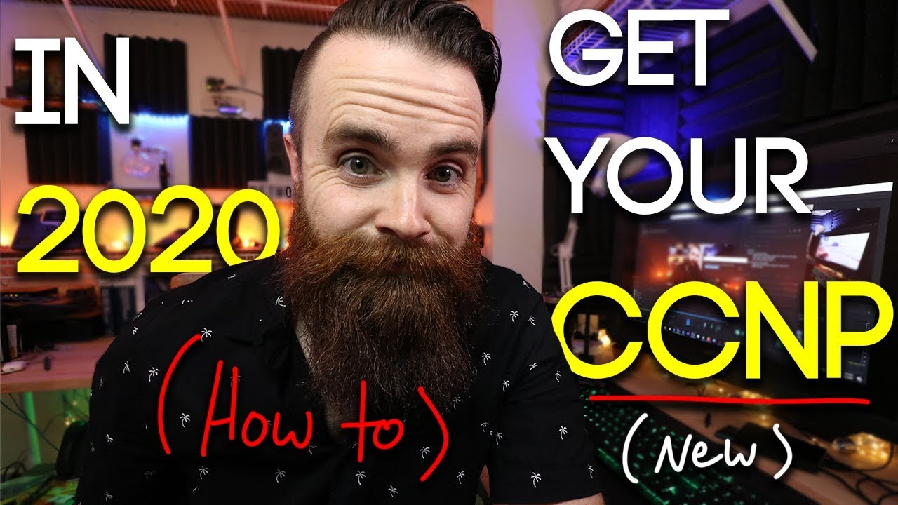 HOW TO get your CCNP in 2020 (no CCNA required)